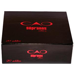 Никарагуанские сигары C.A.O. Sopranos Soldier