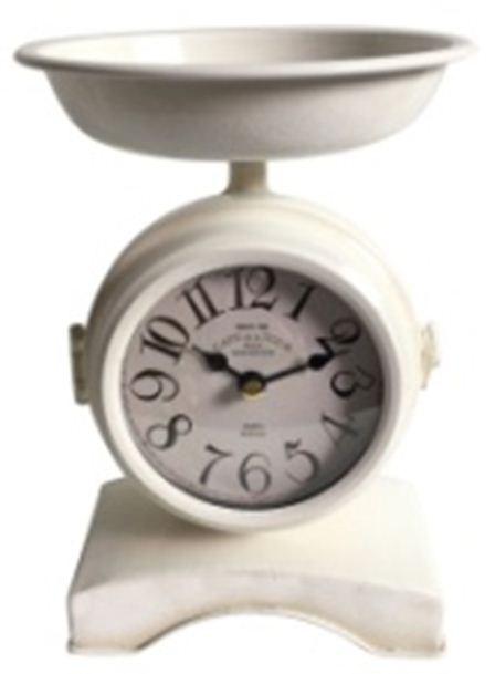 Настольные часы Весы
