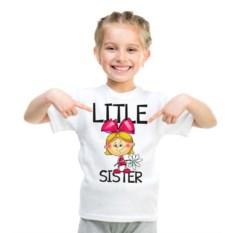 Детская футболка Litle sister