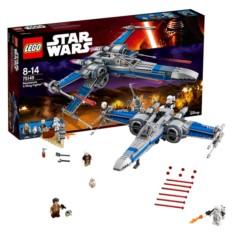 Конструктор Lego Star Wars Истребитель Сопротивления