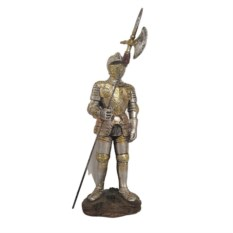 Декоративная статуэтка Рыцарь, 24 см
