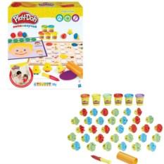 Игровой набор Play-Doh Буквы и языки