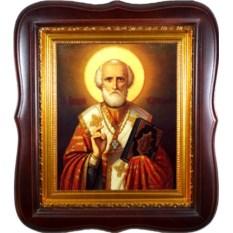 Икона Николай Угодник – архиепископ Мир Ликийских