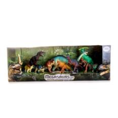 Набор из 11 фигурок динозавров Megasaurs (HGL)