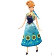 Кукла Анна. Холодное Сердце, День рождения Mattel