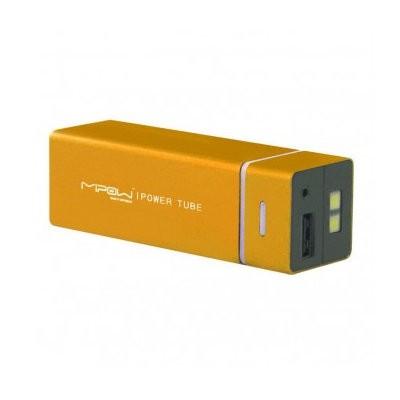 Внешний аккумулятор MiPow 5500 mAh Power Tube SP5500 Gold