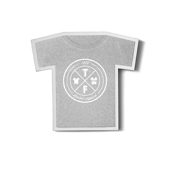 Рамка для футболки T-frame, белая