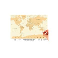 Карта путешественника «План покорения мира»