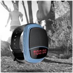 Наручная колонка-часы с радио