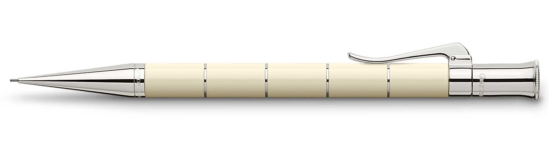 Механический карандаш Faber-Castell Classic Anello Ivory