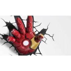 3D светильник Рука Железного Человека