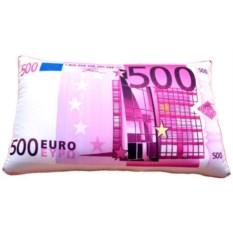 Декоративная подушка 500 Евро