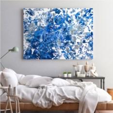 Набор абстрактной живописи Love as Art (Arctic)