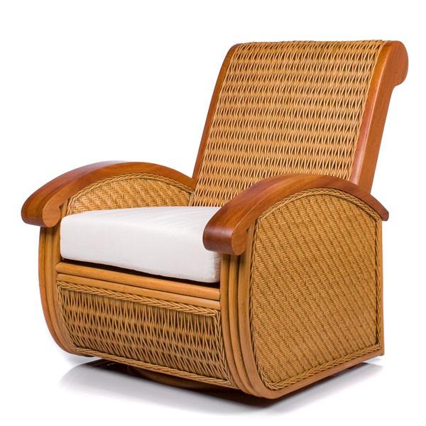 Кресло-качалка (гляйдер) с подушкой Orchid