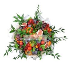 Букет из фруктов Осенний пейзаж