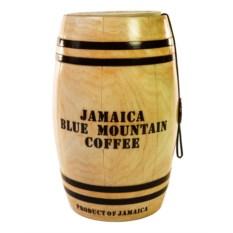 Кофе Ямайка Блю Маунтин, зерно, обжарка средняя, бочонок (1000 г)