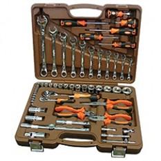Набор инструментов для автомобиля (55 предмета)