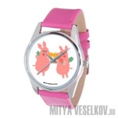 Часы Mitya Veselkov Влюбленные поросята