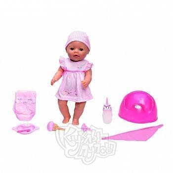 Кукла-пупс Baby born Покорми меня