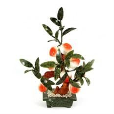 Бонсай (27 см) Персик (дерево счастья)