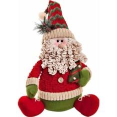 Мягкая игрушка Дед Мороз