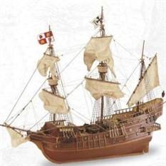 Модель корабля Сан Хуан плюс