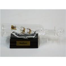 Корабль в стеклянной бутылке Mayflower