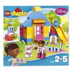 Конструктор Lego Duplo «Больница Доктора Плюшевой»