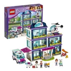 Конструктор Lego Friends Клиника Хартлейк-Сити