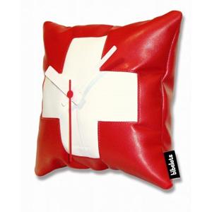 Часы настенные «Подушка»