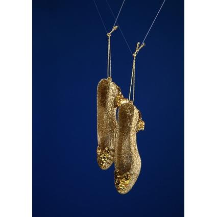 Ёлочное украшение «Туфельки»