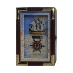 Ключница Корабль и штурвал