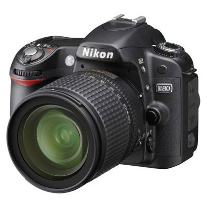 Фотоаппарат Nikon D80 kit 18-70 mm