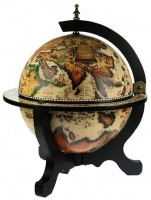Глобус-бар Европа XVI век