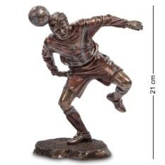 Статуэтка Футболист , высота 21 см
