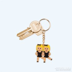 Брелок Emokeyrings dance