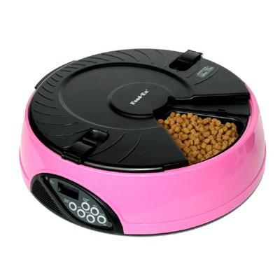 Автоматическая электронная кормушка Feed-Ex PF6 Pink