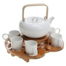 Чайный набор Зефирное настроение на 6 персон
