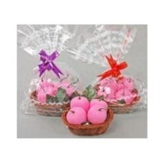 Полотенце Розовые яблочки