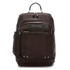 Темно-коричневый рюкзак для ноутбука Piquadro Link