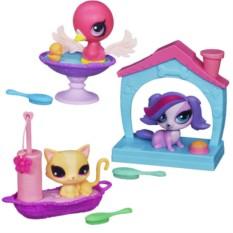 Игрушка Littlest Pet Shop Зверюшки с волшебным механизмом
