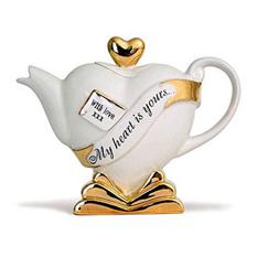 Чудесный чайник «Горячее сердце» (маленький)