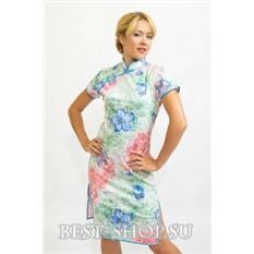 Национальное китайское платье
