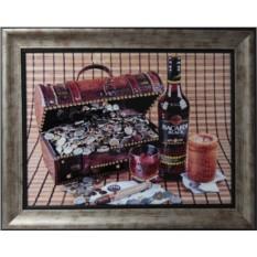 Картина с кристаллами Сваровски Мужской набор
