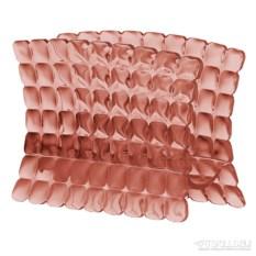 Коралловая салфетница Tiffany