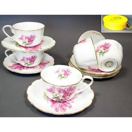 Чайный набор «Цветы»