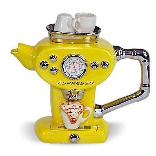 Чайник Утренний эспрессо с одной чашкой мини