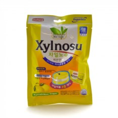 Карамель Xylnosu Lemon Mint Candy