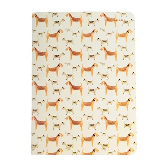 Блокнот Dogs А5 Falafel Books