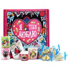 Коробка сладостей «Мексиканская любовь»